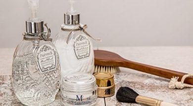 detersione e pulizia viso