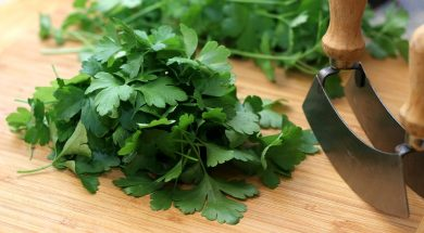 piante aromatiche-prezzemolo