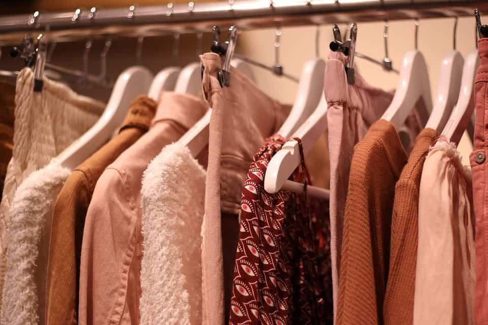 Spotufy dei vestiti