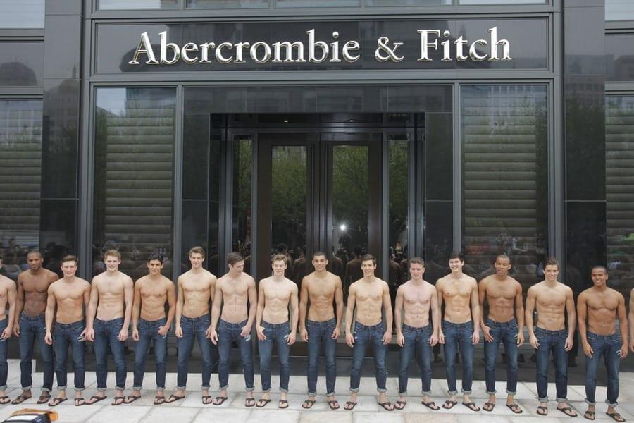 Abercrombie & Fitch chiude lo store di Milano