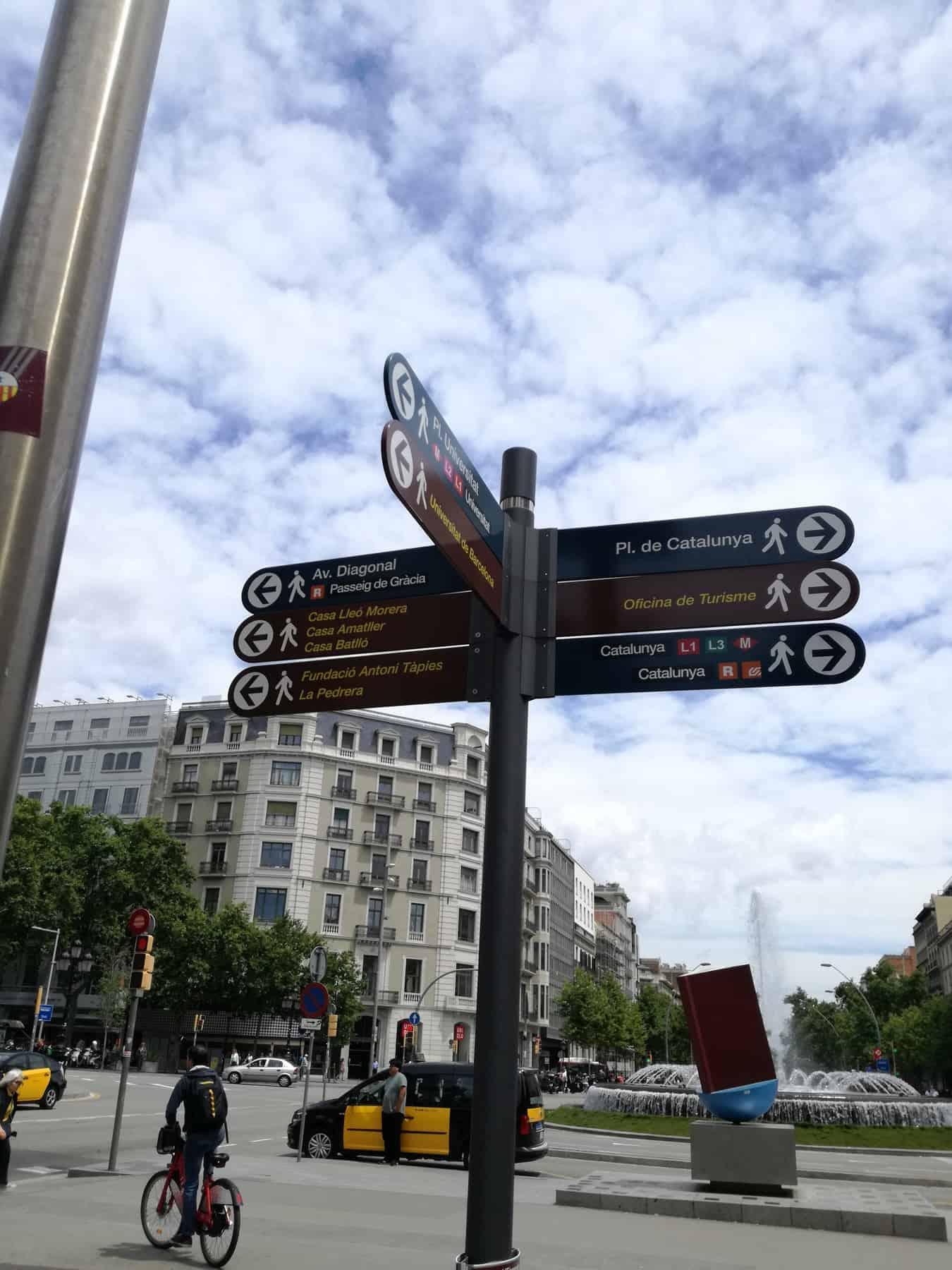 Barcellona in 4 giorni