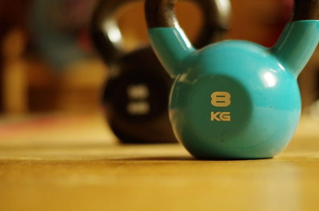 allenamento kettlebell