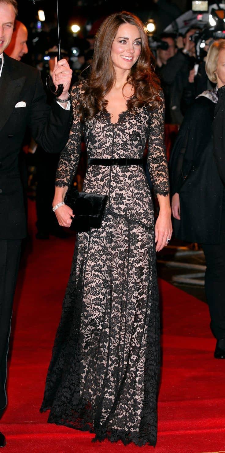 Kate Middleton regina di stile