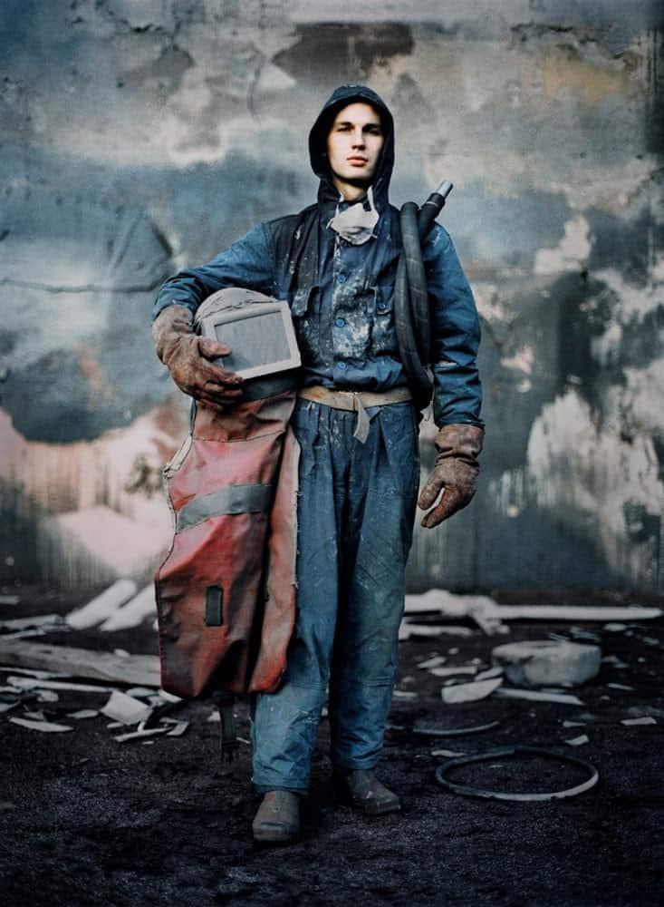 Michał Szlag: Cantiere navale. Documenti di perdita