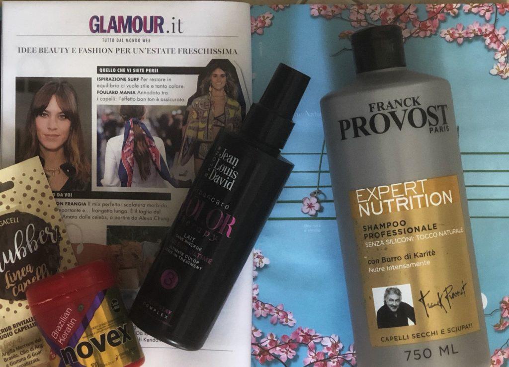 Proteggere i capelli
