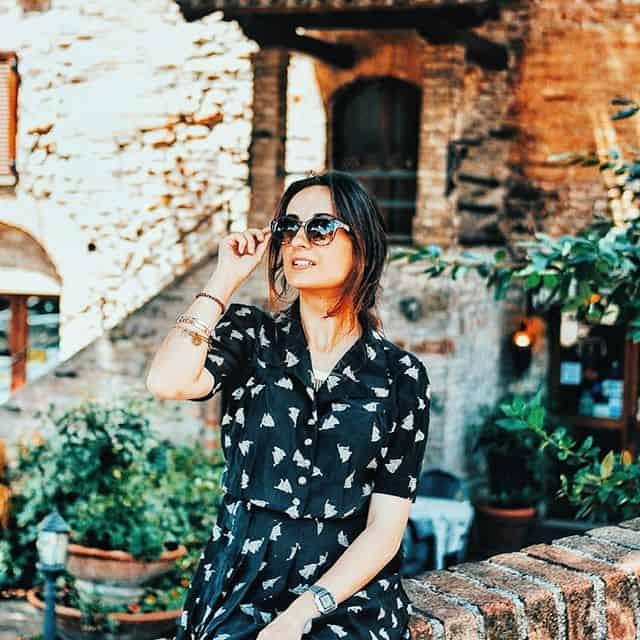 Angela Calzone: blogger & influencer