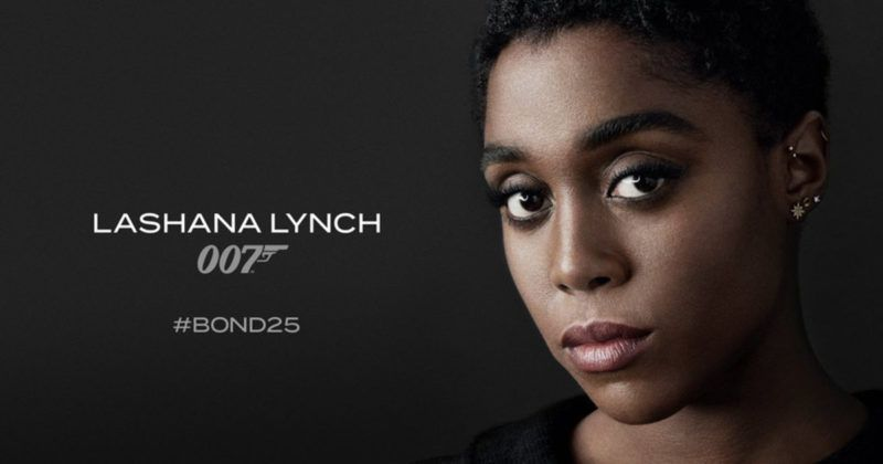 Lashana Lynch: 007