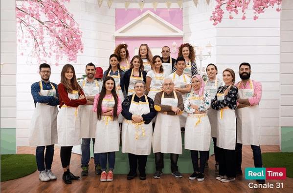 Bake Off Italia 2019 concorrenti