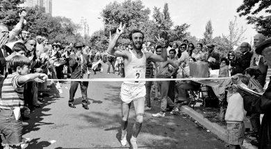 prima maratona di New York