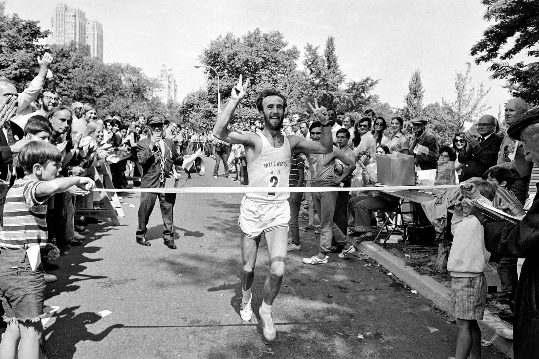La prima maratona di New York