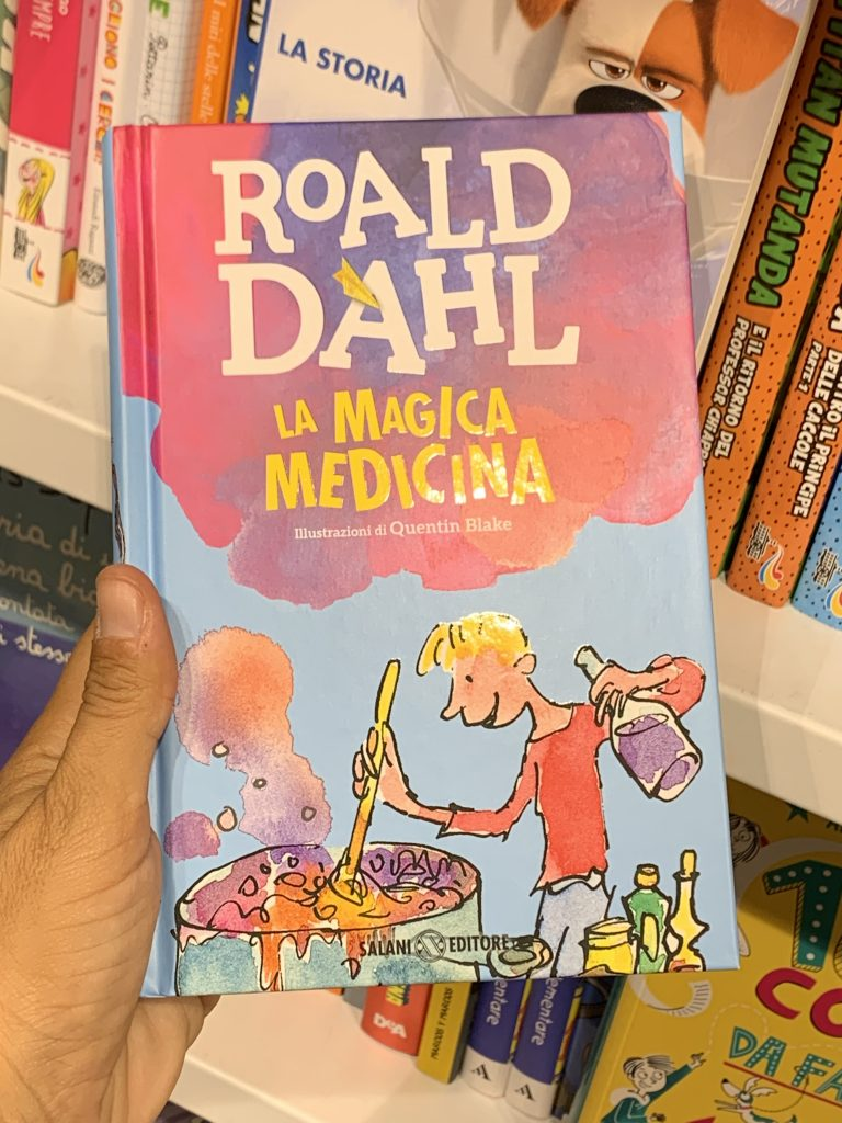 Roald Dahl 1