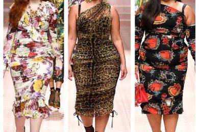 Dolce & Gabbana plus