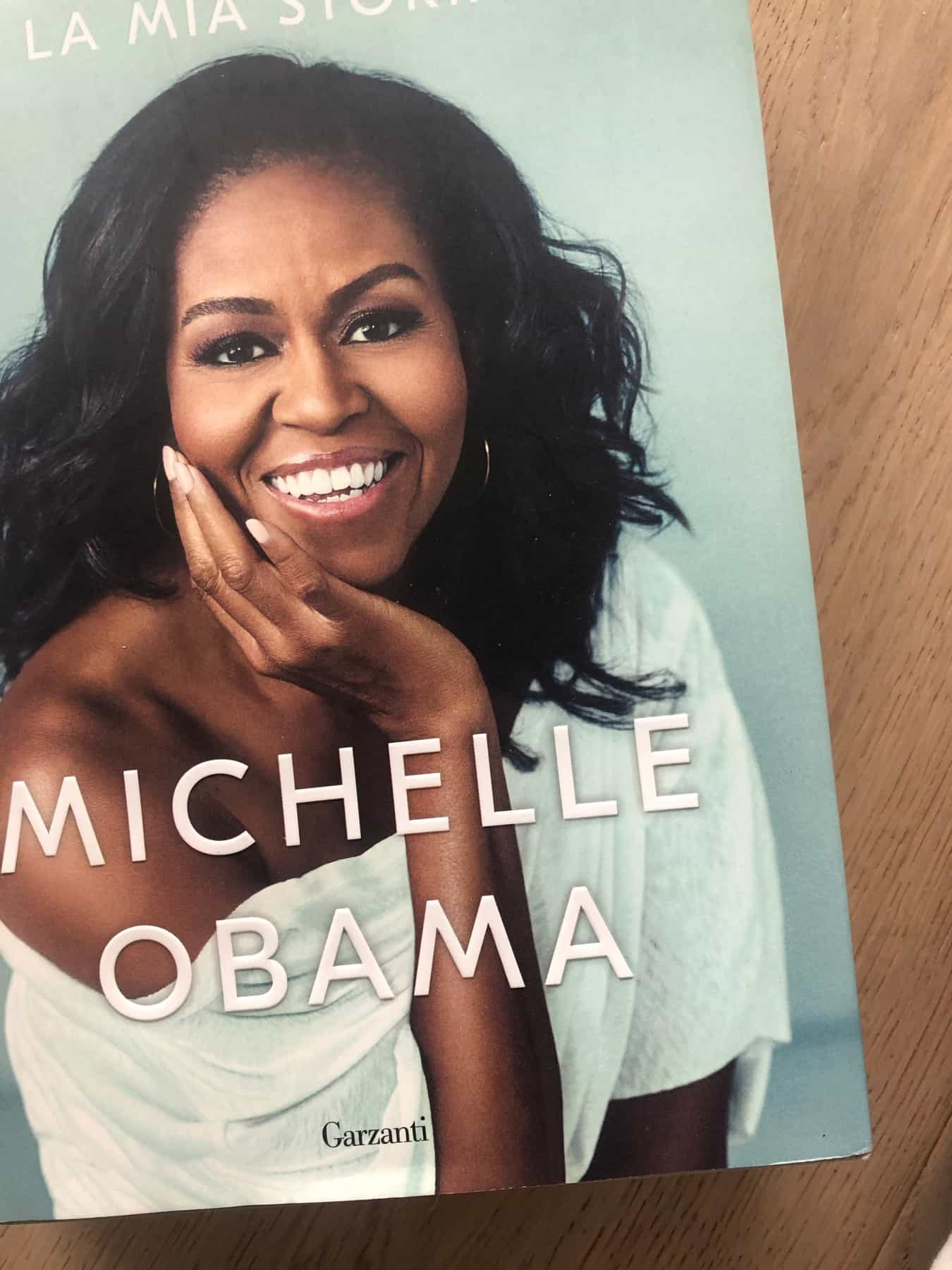 Michelle Obama e il suo Becoming