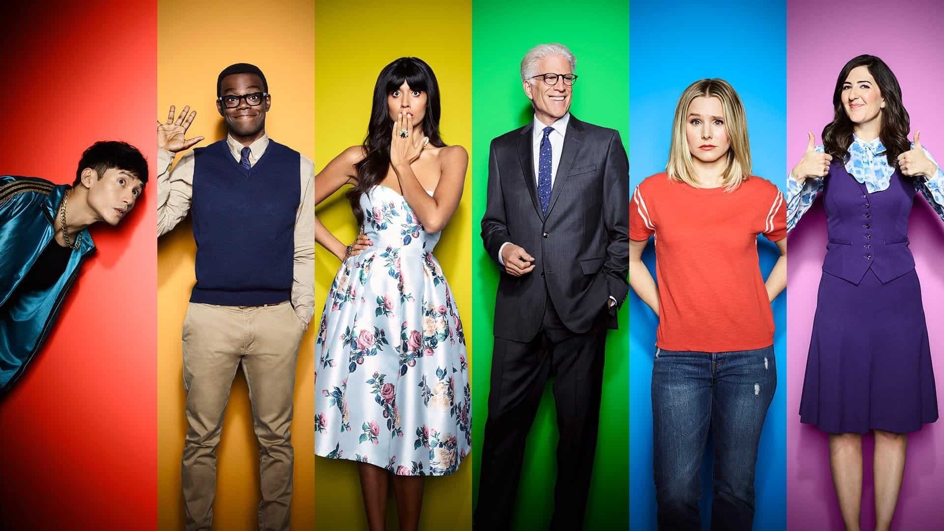 The Good Place, serie tv
