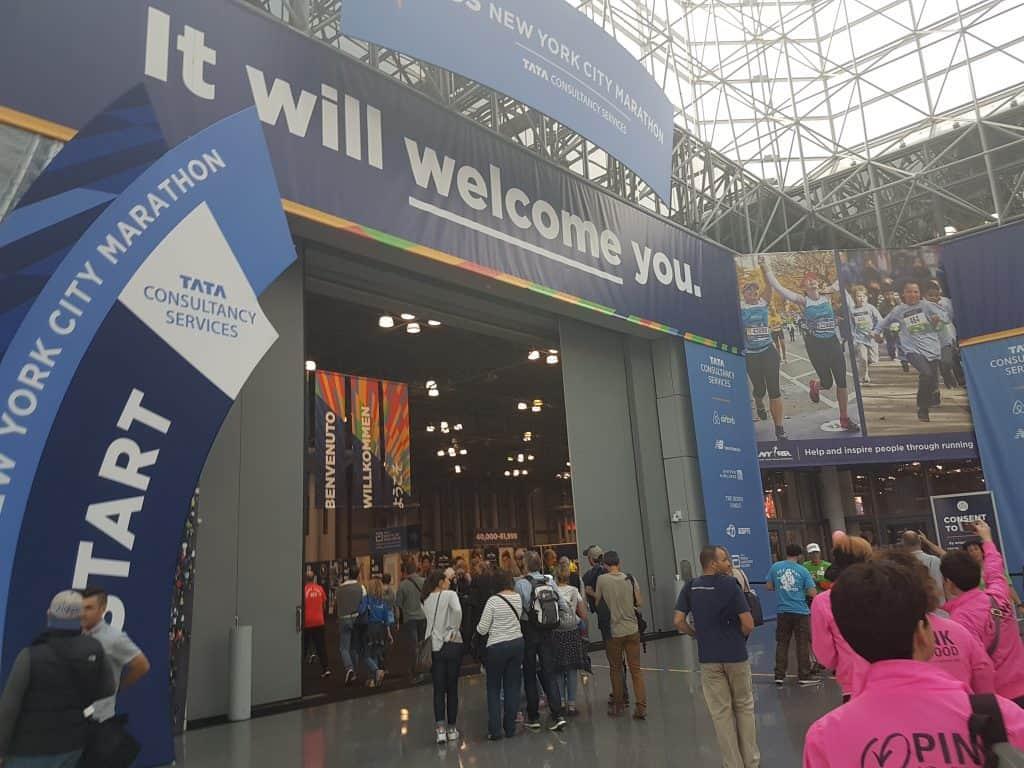 Maratona di New York Expo