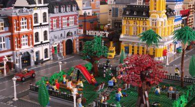 Lego-mostra