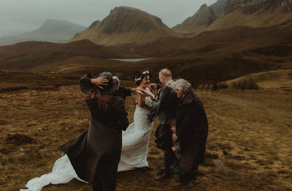 Cos'è l'elopement, un intimate wedding