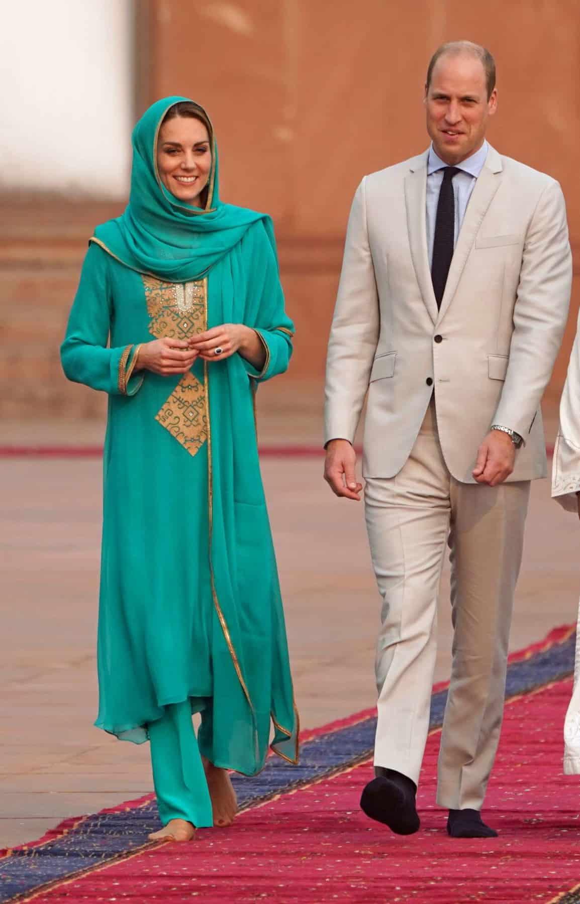 Kate Middleton in pakistan 2