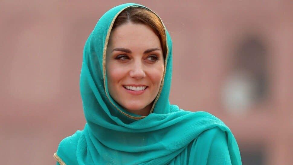 Kate Middleton in pakistan
