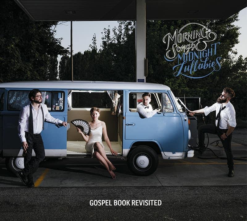 Gospel Book Revisited, l'album nuovo