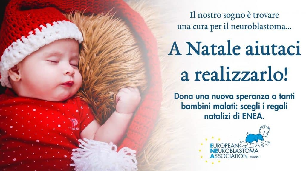 bambini malati di neuroblastoma