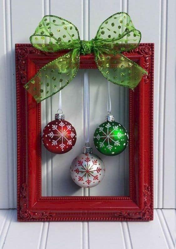 decorazione natalizia fai da te