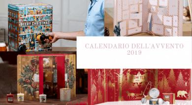 calendario dell'avvento 2019