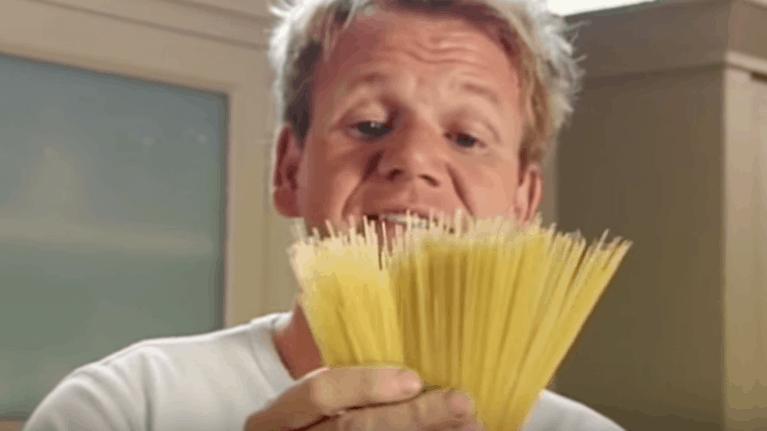 Gordon Ramsay, chef, ristoratore, personaggio televisivo, imprenditore e scrittore