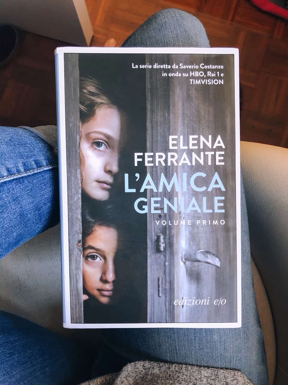 L'amica geniale di Elena Ferrante
