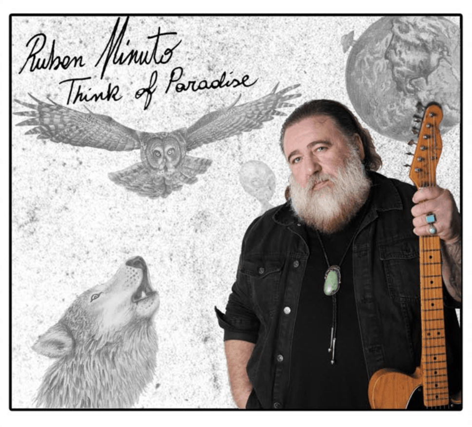 Ruben Minuto: il nuovo album Think of Paradise
