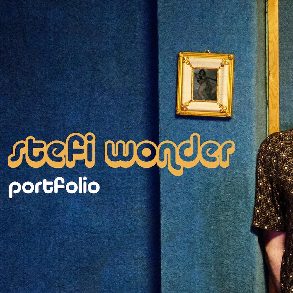Portfolio:  il nuovo album Stefi Wonder