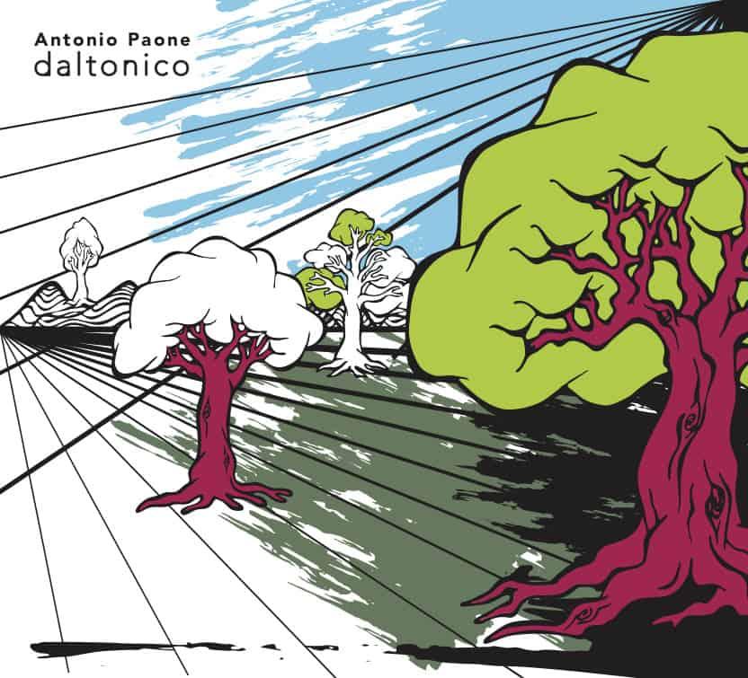 Daltonico, il primo album di Antonio Paone