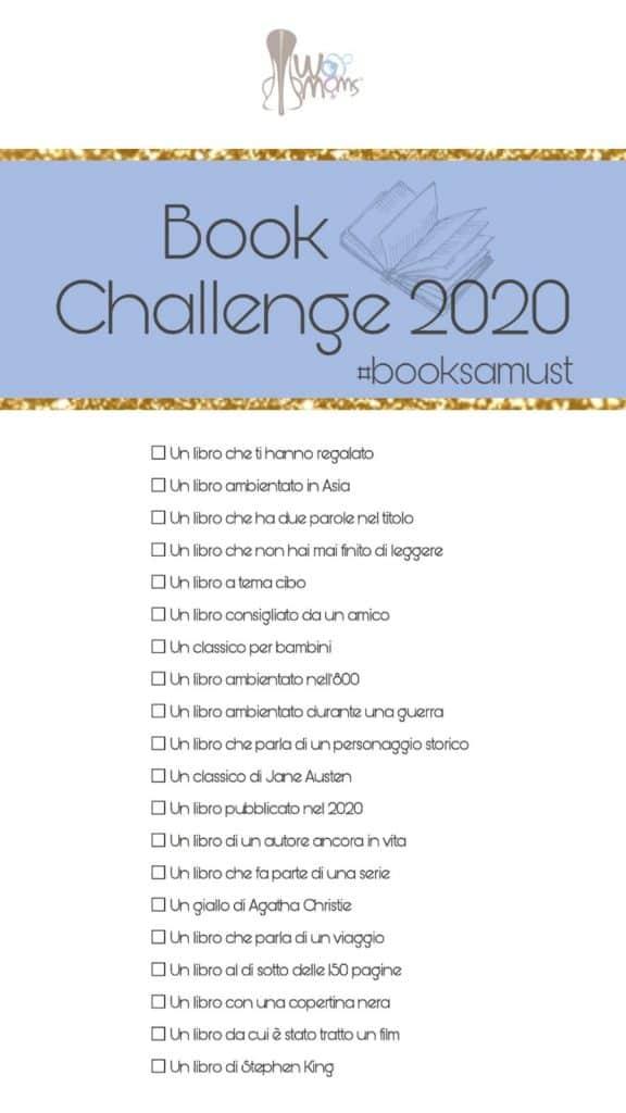 womoms book challenge