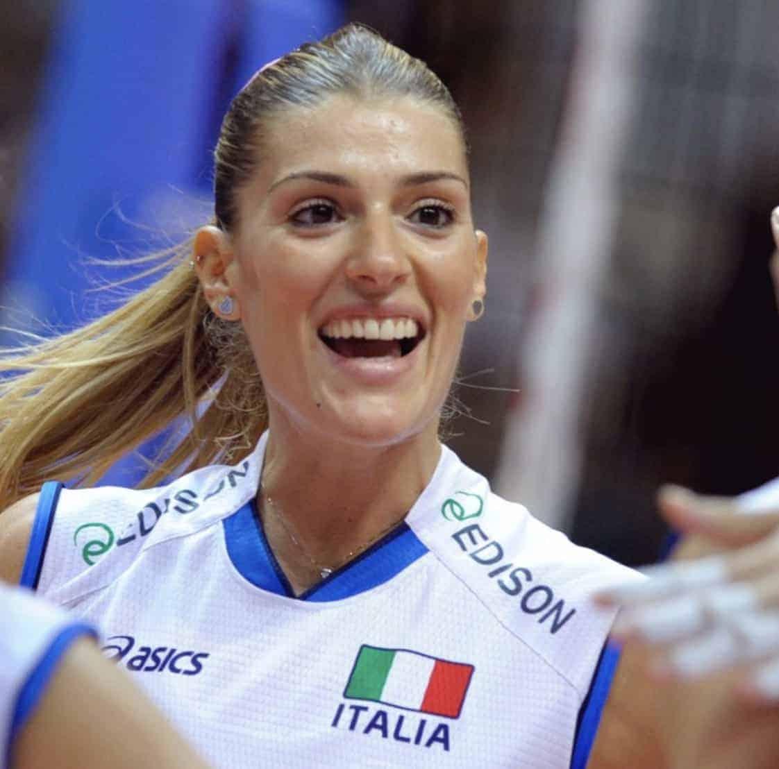 """Francesca Piccinini afferma: """"Sono nata per vincere!"""""""