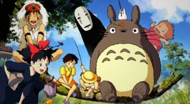 Studio Ghibli-netflix