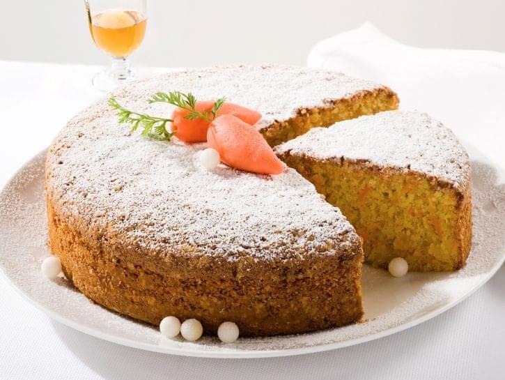 La torta Camilla, un dolce buono e genuino