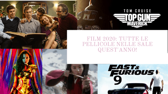 I film da guardare nel 2020