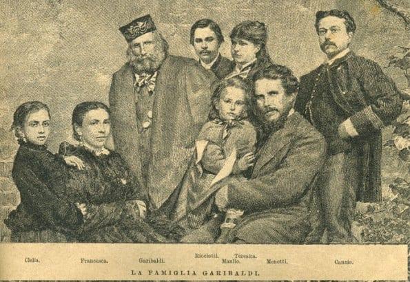 Giuseppe Garibaldi e il suo matrimonio durato un'ora