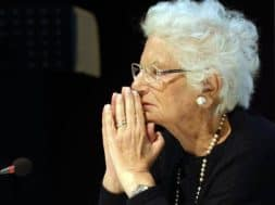 rome-mayor-condemns-death-threats-against-holocaust-survivor-liliana-segre