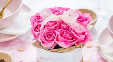 san valentino 2020 rose rosa