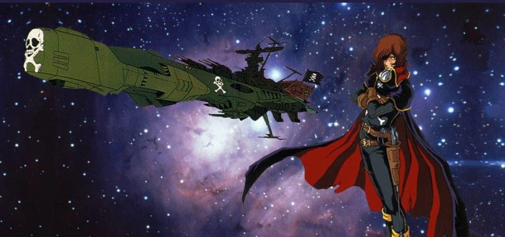 Il nuovo manga: Capitan Harlock – Memoires de L'Arcadia