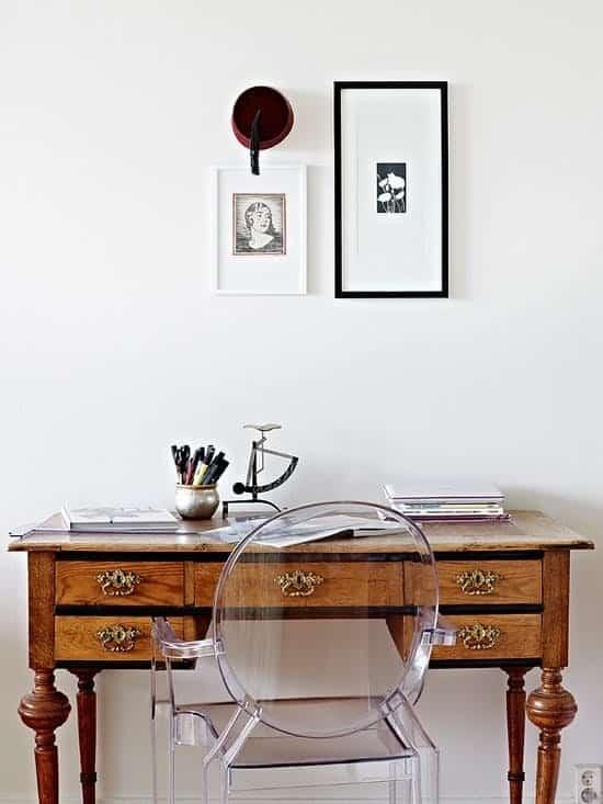 Arredare con mobili antichi e moderni