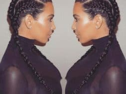 celebrity_boxer_braids_hairstyles_Kim_Kardashian