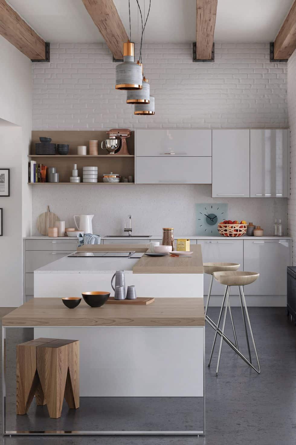 Ecco le tendenze del design della cucina