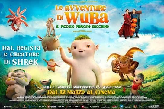 Le avventure di Wuba