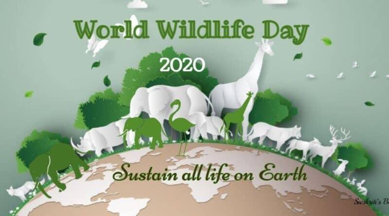 Giornata Mondiale della Fauna Selvatica 2020