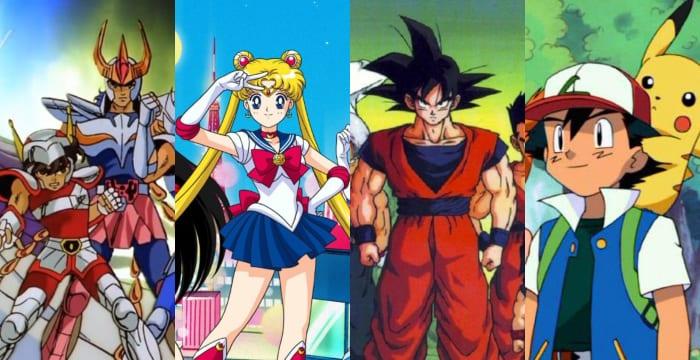 Le migliori anime degli anni '90