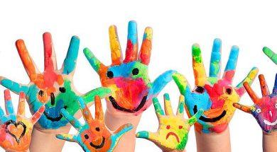 attività da fare a casa coi bambini-mani