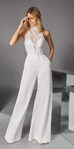 Jumpsuit, l'ultimo trend da sposa