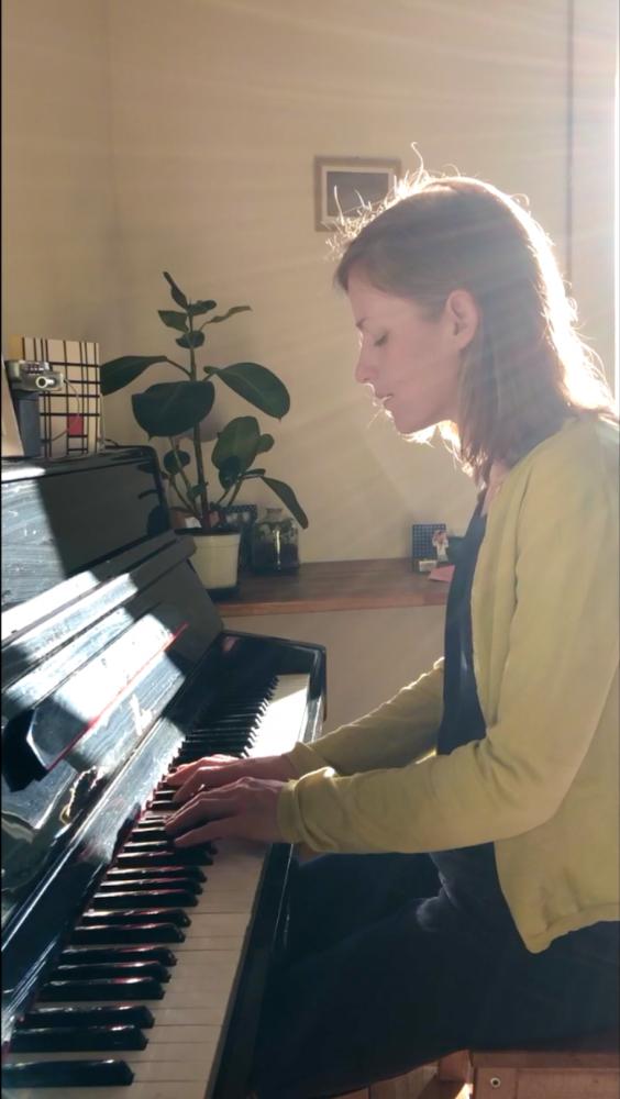 Naomi Berrill: tour virtuale da casa